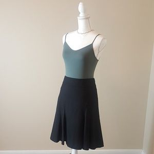 Size 4 The Limited Black Skirt